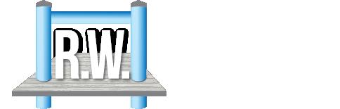 R.W. Gallant Equipment & Pile Driving Logo